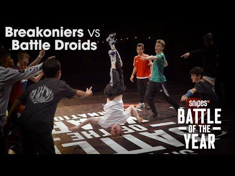 Breakoniers (RUS) vs Battle Droids (BEL) | BOTY 2018 KIDS CREW FINALS