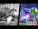 The Complete History Of Rocket League Skills (2015-2018)