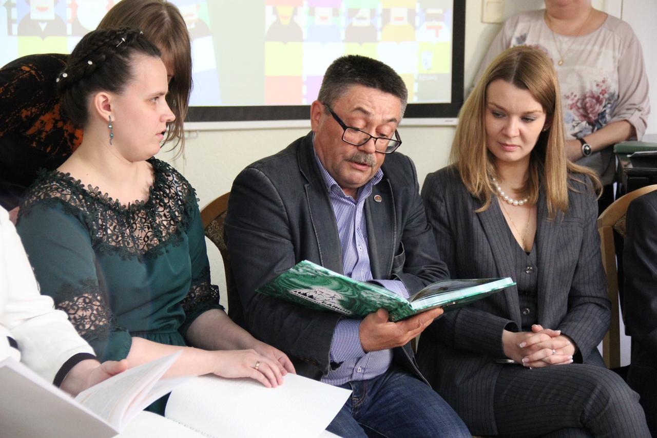 Библионочь-2019 в Свердловской областной специальной библиотеке для слепых