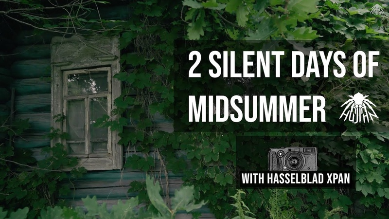 Two Silent Days of Midsummer / Hasselblad Xpan