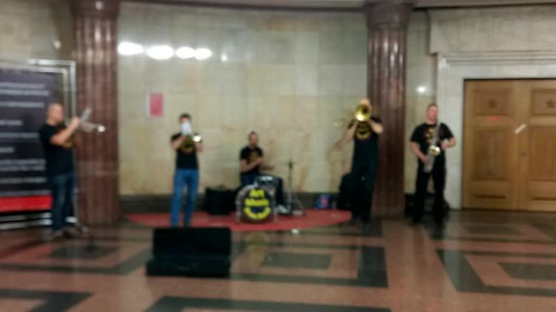 Art Music Brass Band - На лабутенах