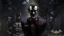 Прохождение Batman Arkham Asylum игра за джокера в режиме хищник