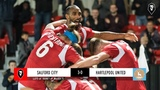 Salford City 3-0 Hartlepool United - National League 25092018