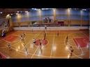 Volley Full Game | НГУ vs НГПУ (2:3) | 42-ая Универсиада вузов