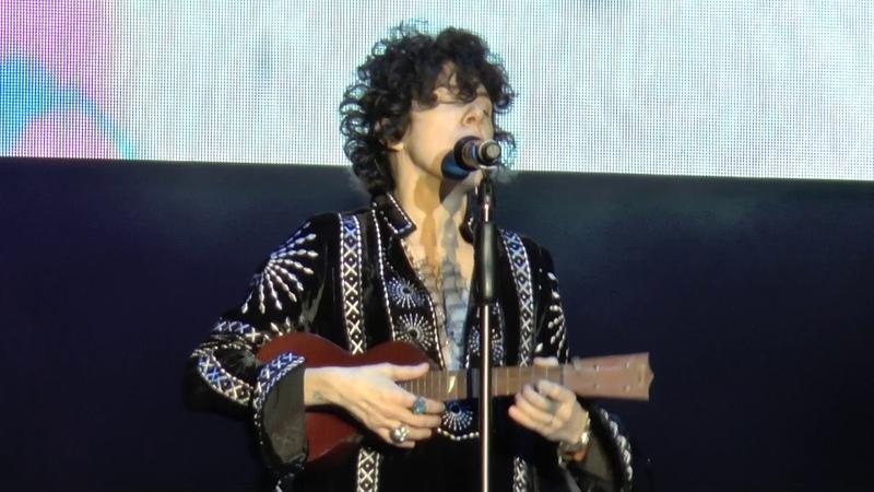 LP - When We're High (live) - Pohoda 2018 - Trenčín