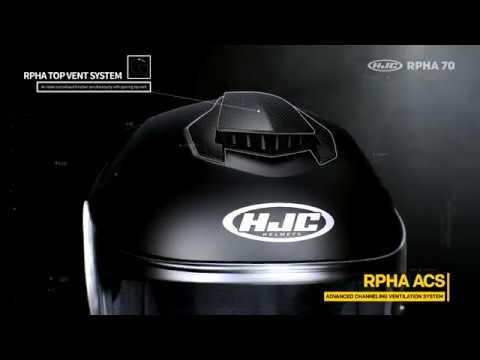 HJC RPHA 70 - full face motorcycle helmet