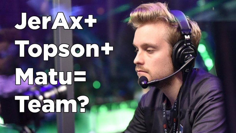 JerAx on possibility of teaming up with Topson and MATUMBAMAN