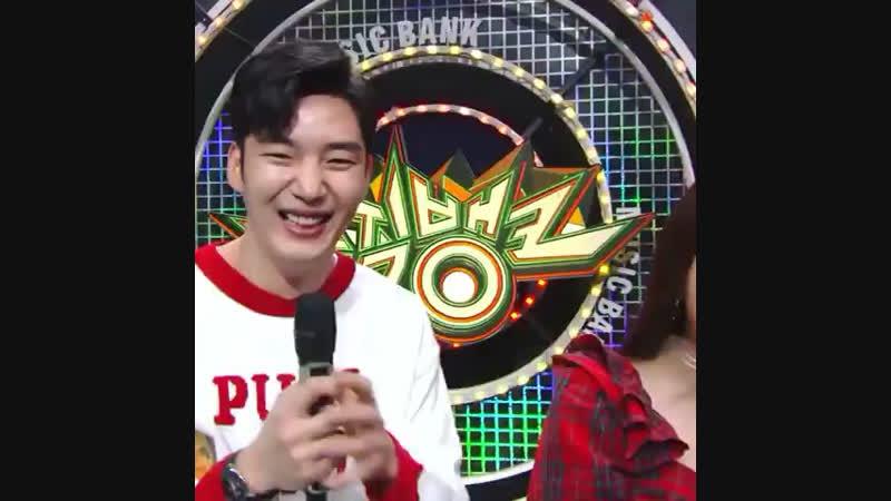 Kei ❤️ Won myeong