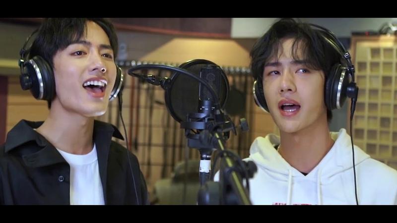 The Untamed OST 陈情令 Main Themed Song《无羁 Wu Ji》 Xiao Zhan 、Wang Yi Bo Duet
