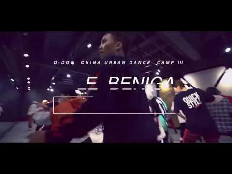 Lyle Beniga get the bag O DOG CHINA URBAN DANCE CAMP 3
