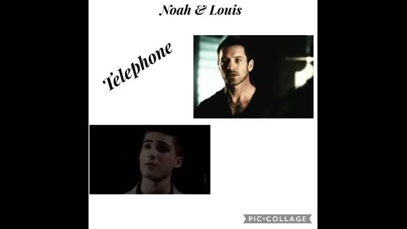 ♪ ─ Noah Louis ; ; ℳ𝓸𝓶𝒆𝓷𝓽 ─ ♪ ↳ 08.07.19 Telephone