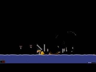 Worms armageddon -  nice shot