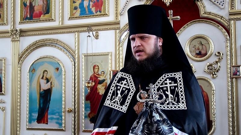Среда первой седмицы Великого поста. Слово епископа Сергия