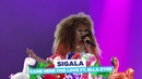 Sigala 'Came Here For Love feat Ella Eyre' live at Capital's Summertime Ball 2018