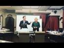 Michael Hutchison на закрытой встрече с партнерами о сотрудничестве InCruises с круизными линиями