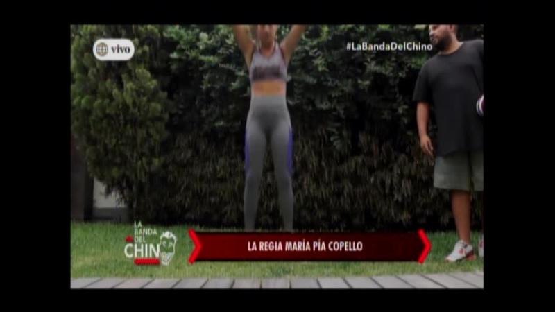 Nota de Manuela Camacho - La Regia Maria Pia Copello