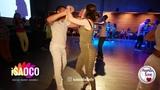 Aleksandr Padurin and Liliya Abdullina Salsa Dancing in Mambolove, Monday 11.06.2018