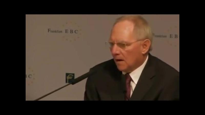 Die Reichsbürger Naidoo Schäuble Gysi Bahr Waigel und Schmid