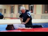 Шаманские массажные техники (фрагменты)