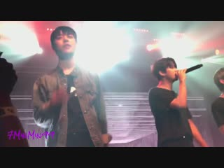 FANCAM – 13.11.18 B.A.P – Goodbye @ 2018 <FOREVER> NORTH AMERICAN TOUR в Далласе