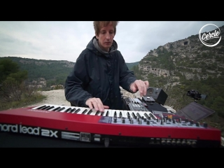 Deep House presents: Christian Löffler live @ Fontaine de Vaucluse for Cercle [DJ Live Set HD 1080]
