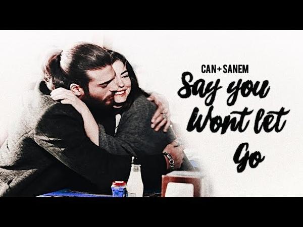 Canem; just say you won't let go