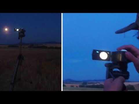 "Corpuscular ship UFO contact Slovakia ""TERCER MILENIO INTERNACIONAL"" with Jaime Maussan"