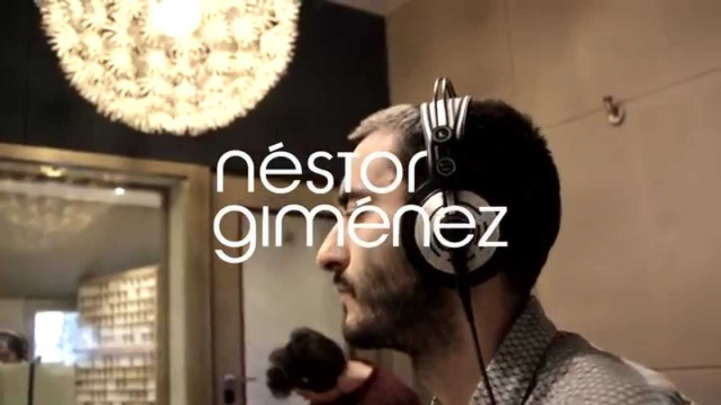 Nestor Gimenez - Why not? (featuring Reinier Baas, Maarten Hogenhuis, Thomas Rolff and Joan Terol)