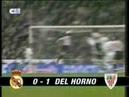 Реал Мадрид 0-2 Атлетик Бильбао . Чемпионат Испании 2004-2005. 24 тур