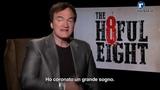 The Hateful Eight Tarantino e Morricone raccontano la colonna sonora