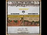 Cold Crush Brothers VS Fantastic Romantic Five Live @ Harlem World 7/3/1981