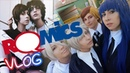 Vlog Romics 2018 october IT Persona 5 Voltron Houseki no Kuni