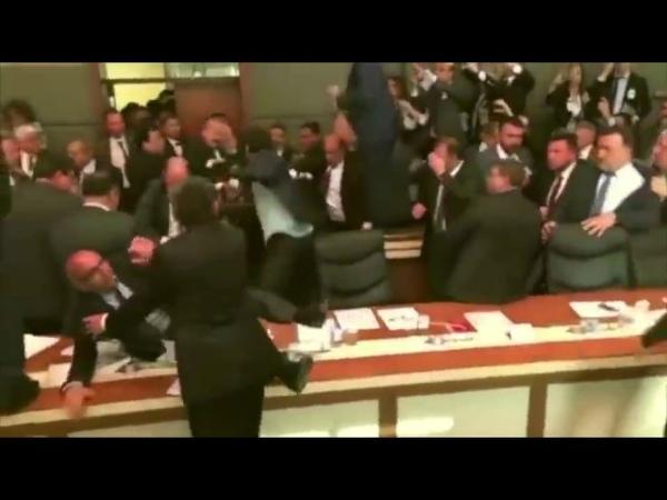 Turkish Parliament set to Minor Threat Thank you Ken Lane Mike Press
