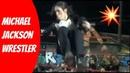 Michael Jackson Wrestling 😂😂 Moonwalk DDT