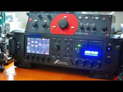 FAS Axe-FX III - Drive Channels