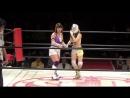 Kaori Yoneyama Ruaka vs. Natsuko Tora Starlight Kid - Stardom Goddesses Of Stars 2017 - Tag 4
