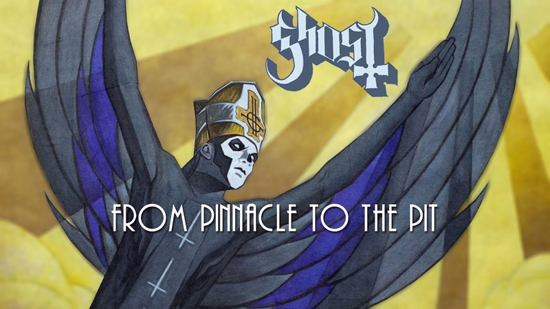 Ghost From the Pinnacle To The Pit Lyrics Video