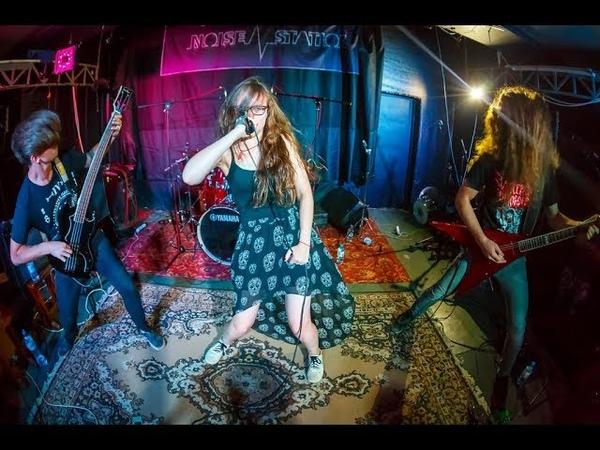 Furycracy - Cirсle Pit [фестиваль VOLGA METAL FEST] (Волгоград) (Live) 25.08.2018