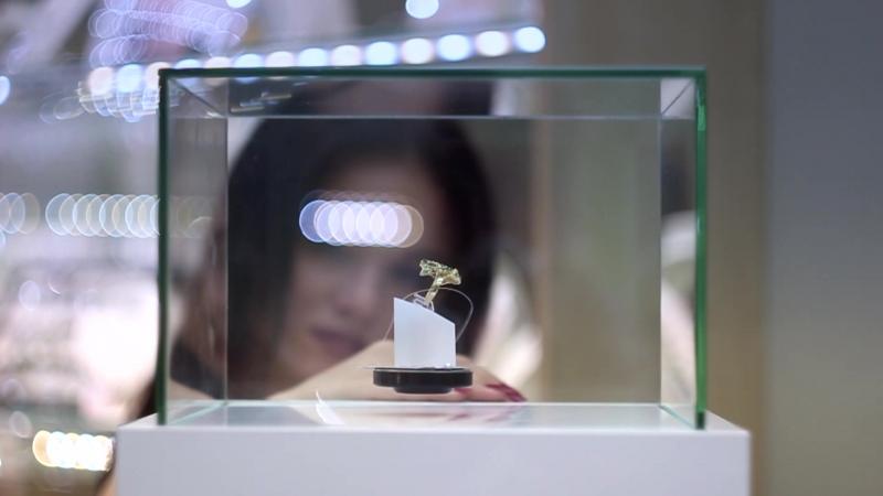 Electronics of the future. Almaz_jewelry.