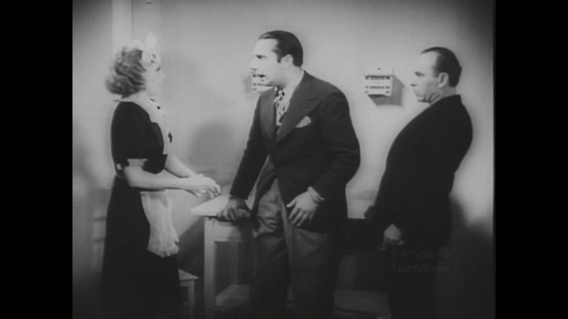 ЧЕМ МОЙ МУЖ ЗАНИМАЕТСЯ НОЧЬЮ (1935) - мюзикл, комедия. Михал Вашинский 1080p]