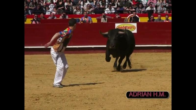 Потрясающая ловкость испанских