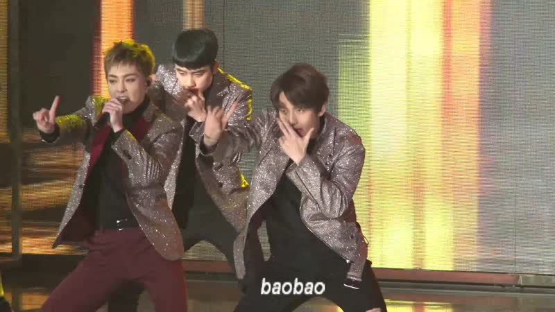 160217 Gaon Chart - EXODUS Baekhyun Focus 백현
