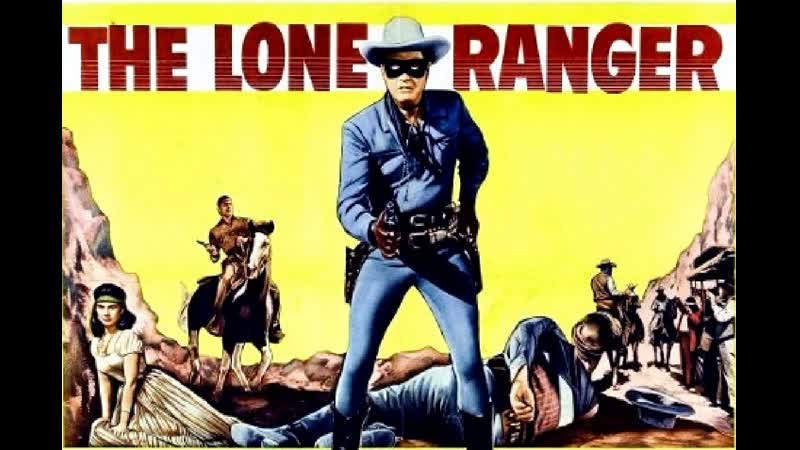The Lone Ranger 1x19 Greed for Gold