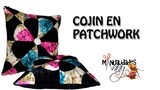 CLASE XXXI - COJIN PATCHWORK Manualidades Anny