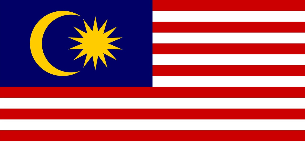 Флаг Малайзия