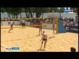 Липецк впервые принял стартовый матч Чемпионата России по пляжному волейболу