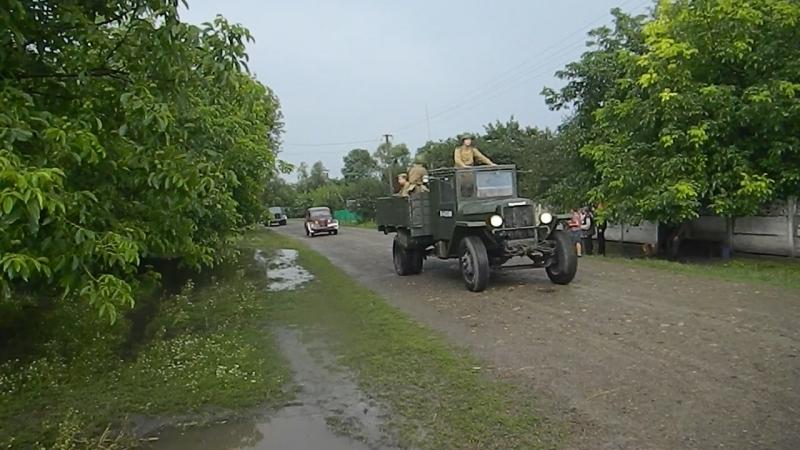 19 07 2018 У с Стадня Золочівського р н зустрічали Україхнських вояків 3