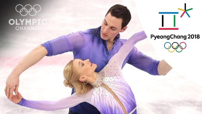 Aljona Savchenko and Bruno Massot GER Gold Medal Pairs Free Skating PyeongChang 2018