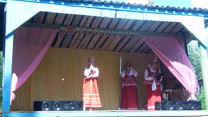 Поёт Даша Щербакова 21 07 2018