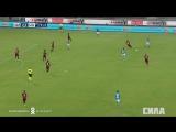 «Наполи» - «Милан». Гол Дриса Мертенса